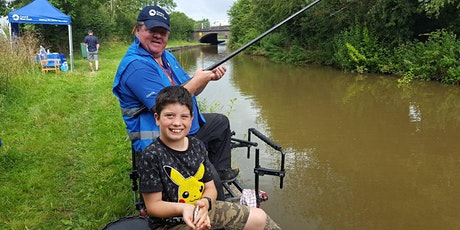 Free Let's Fish! - Stoke on Trent - SOTAS - Learn to Fish session tickets