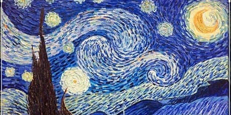 Van Gogh's Starry Night - Rosemount Hotel (April 19 6pm) tickets