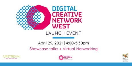 Digital Creative Network - West London Launch tickets