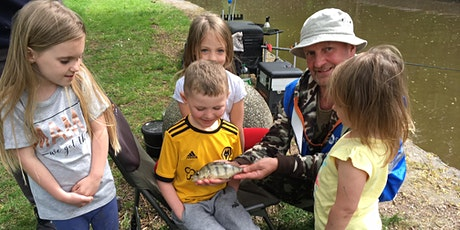 Free Let's Fish! - Peterborough- Learn to Fish session - Nenescape tickets