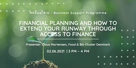 MPowerBIO BSP - Financial Planning & Extend Your Runway Through  Finance tickets