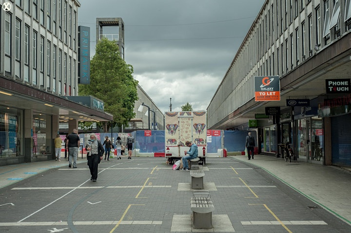 Stevenage : New Towns and High Rises - an urban history of Britain image