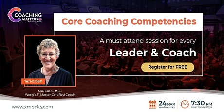 Core Coaching Competencies inspired by The Kybalion tickets