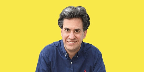 Ed Miliband on How To Build a Better World tickets