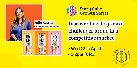 Discover how to grow a challenger brand in a competitive market. tickets