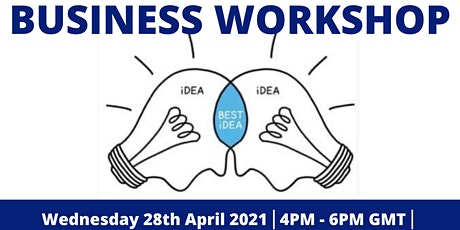 'Think Tank Business Workshop' Virtual Networking Event tickets