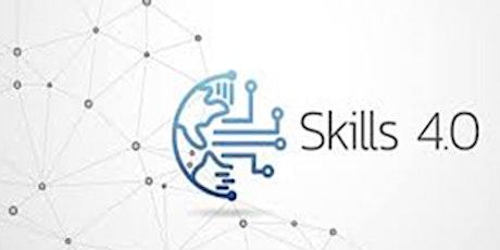Webinar Emplea: Competencias 4.0 para encontrar empleo. entradas