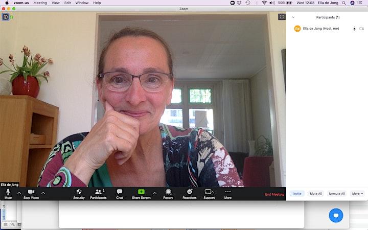 Team Building  'Tackle Your Challenge, Creative!' - Online live image