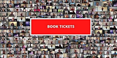 Milton Keynes Online Networking tickets