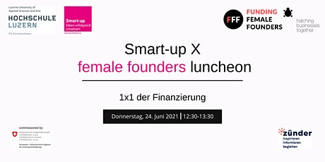 Smart-up X female founders luncheon tickets