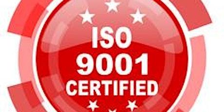 Formation Norme ISO 9001 - 2015 billets