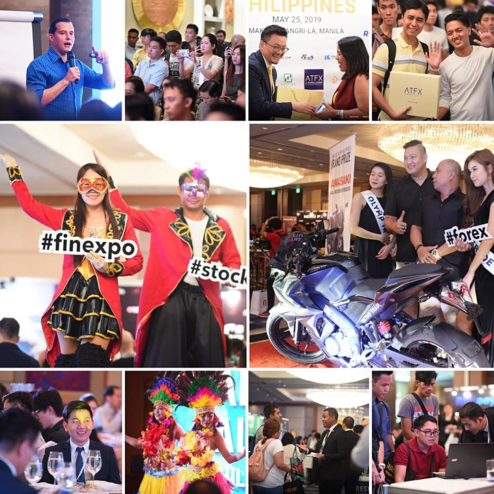 Traders Fair 2022 - Philippines (Financial Education Event) image