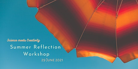 Summer Reflection Online Workshop (Evening) tickets
