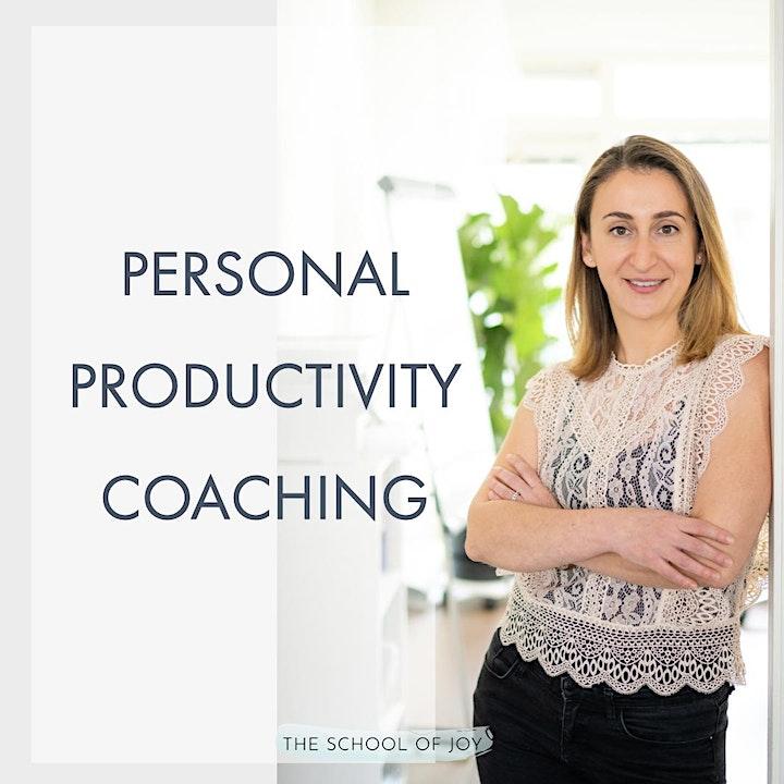 Afbeelding van Jumpstart your productivity!