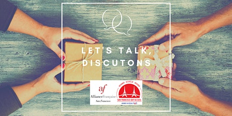 Let's talk, discutons! - Language exchange FR/EN Tickets
