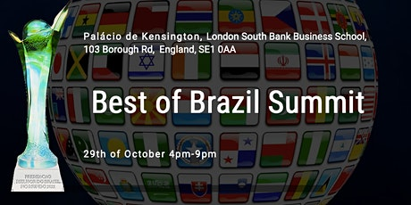 Best of Brazil Summit tickets