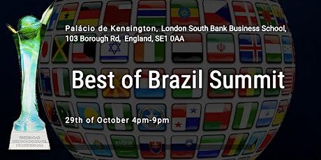 Best of Brazil Summit tickets