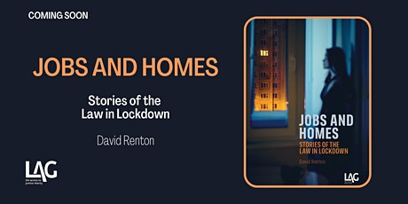 Jobs and Homes book launch: an evening with David Renton and guests tickets