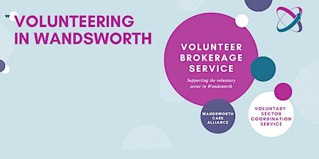 Volunteer Involving Organisations Network tickets