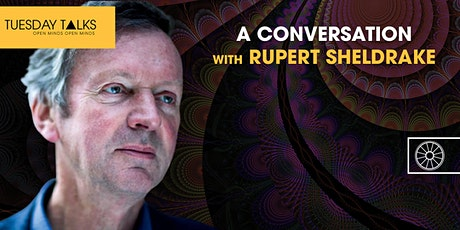 Rupert Sheldrake in Conversation with Lance Butler tickets