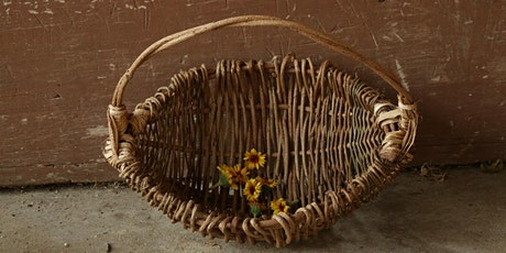 Wild Vine Basket Weaving - MAY 2021 tickets