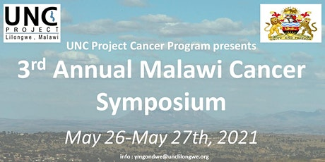 3rd Malawi Cancer Symposium tickets