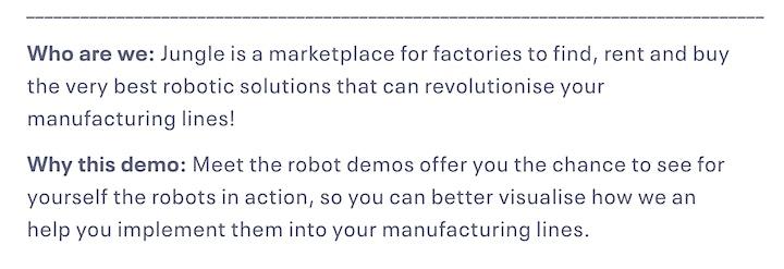 Meet the Robots — EMS Edition image