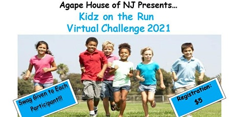 Kids on the Run Virtual 5K Challenge 2021 tickets