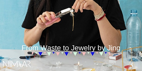 """Make your own Zero Waste Earrings"" Workshop tickets"