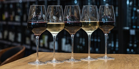 The Hidden Gems  - Wine Tasting Experience (Manchester) tickets