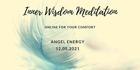 Inner Wisdom Meditation Online - Angel Energy tickets
