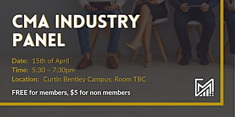 CMA Industry Panel Event tickets