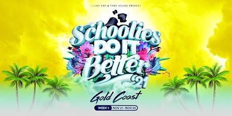 Schoolies Do It Better 2021 | Week Pass (Week One) tickets