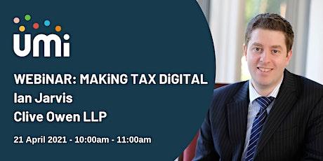 Making Tax Digital tickets
