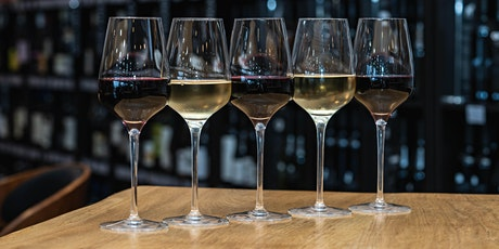 The Wine Lover  - Wine Tasting Experience (Manchester) tickets