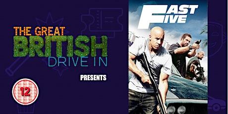 Fast Five (Doors Open at 20:00) tickets