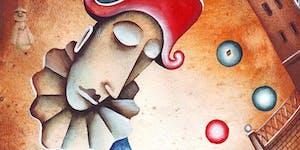 Lanciatore - The Juggling Man