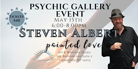 Steven Albert: Psychic Medium Gallery Event  Painted Love tickets