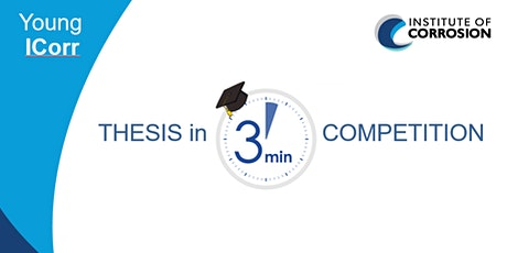 Thesis in 3 Minutes Competition tickets