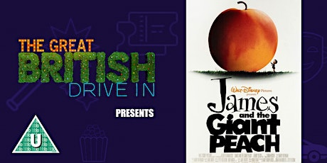 James and the Giant Peach (Doors Open at 09:30) tickets