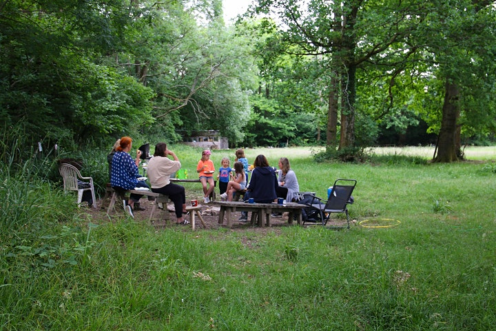 Creative Writing in Nature  - Woodland Workshop (East Sussex) image