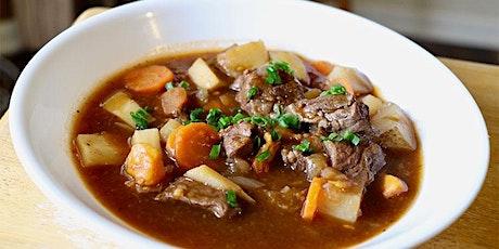 Livestream: Yesiga Wat (Spicy Beef Stew) & Lentil Salad tickets