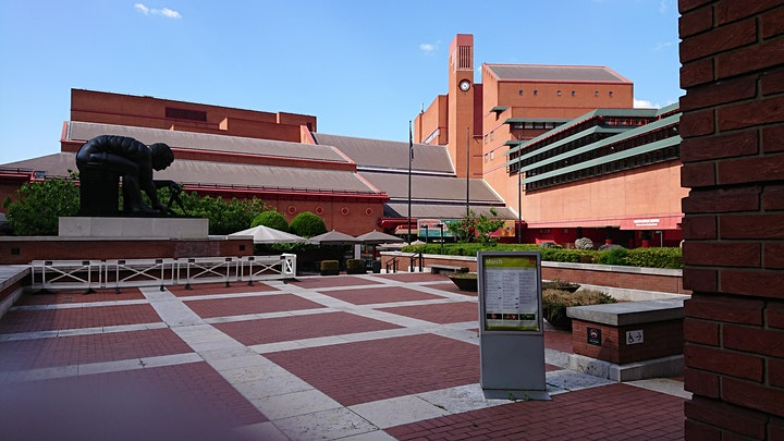 The British Library: A Virtual Walk through the World's Collective Memory image
