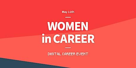 Magnet.me Digital Career Event - Women in Career tickets