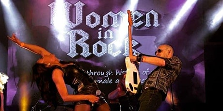 WOMEN IN ROCK - MOTHERS DAY SPECIAL tickets