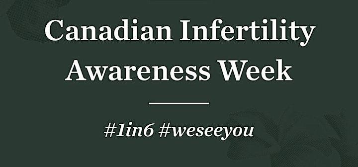 Virtual Paint Night Fundraiser for Infertility Awareness Week image