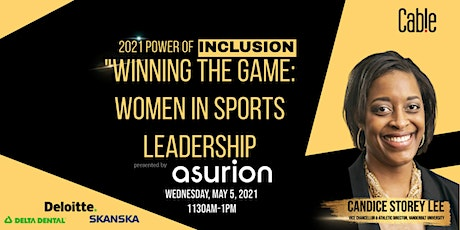 2021 Power of Inclusion: Winning the Game: Women in Sports Leadership tickets