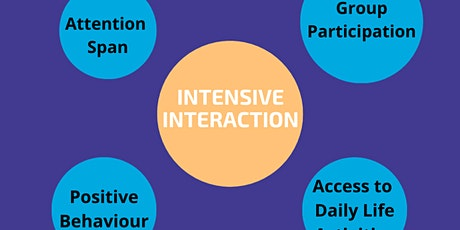 Using Intensive Interaction to develop Connections, Share Stories and Fun tickets