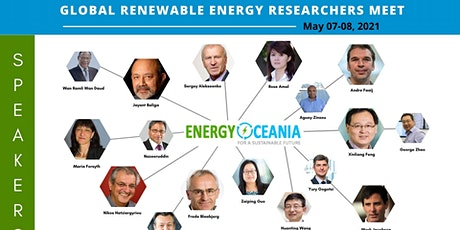 GLOBAL RENEWABLE ENERGY RESEARCHERS MEET tickets