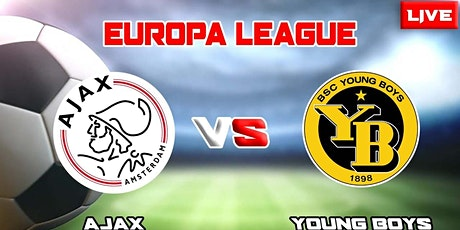 K.I.J.K@!. Ajax v Young Boys LIVE OP TV 2021 tickets